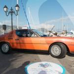 Alfa Romeo Montreal de 1972 à Saint-Jean-Cap-Légendes édition 2015 - Concours d'élégance en Automobile - 1945 à 1975