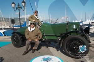 Alvis 12/60 TK Sport de 1931 à Saint-Jean-Cap-Légendes édition 2015 - Concours d'élégance en Automobile - 1920 à 1944