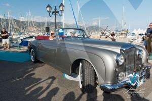 Bentley Continental S1 de 1957 à Saint-Jean-Cap-Légendes édition 2015 - Concours d'élégance en Automobile - 1945 à 1975