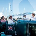 Défilé de la Bentley Le Mans à Saint-Jean-Cap-Légendes édition 2015 - Concours et Exposition de voitures de collection