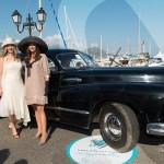 Buick Eight Roadmaster Sedanet de 1947 à Saint-Jean-Cap-Légendes édition 2015 - Concours d'élégance en Automobile - 1945 à 1975