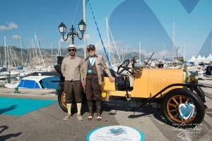 Ceirano CS 920 de 1920 à Saint-Jean-Cap-Légendes édition 2015 - Concours d'élégance en Automobile - 1920 à 1944