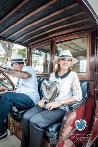 Lauréat du Concours d'état – Catégorie Vétérans pour la Mercedes-Benz 28/60 hp de 1911 à Saint-Jean-Cap-Légendes édition 2015
