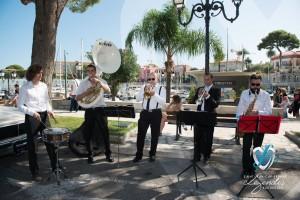 La virgule sonore de l'événement avec les musiciens du Conservatoire de Nice à Saint-Jean-Cap-Légendes édition 2015