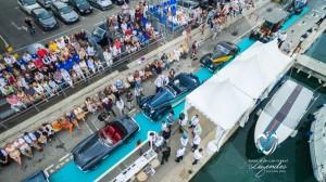 Concours Internationaux et Exposition de voitures de collection sur le Port de Plaisance de Saint-Jean-Cap-Ferrat