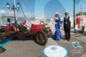 Fiat Tipo 2 de 1912 à Saint-Jean-Cap-Légendes édition 2015 - Concours d'élégance en Automobile - 1900 à 1919