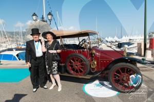 Fiat Tipo Zero de 1913 à Saint-Jean-Cap-Légendes édition 2015 - Concours d'élégance en Automobile - 1900 à 1919
