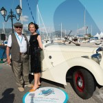 Lancia Belna Pourtout de 1934 à Saint-Jean-Cap-Légendes édition 2015 - Concours d'élégance en Automobile - 1920 à 1944