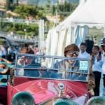 Défilé de la Lancia Lambda Spyder à Saint-Jean-Cap-Légendes édition 2015 - Concours et Exposition de voitures de collection