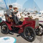 Peugeot Type 69 Bébé de 1905 à Saint-Jean-Cap-Légendes édition 2015 - Concours d'élégance en Automobile - 1900 à 1919