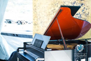 Animation musicale en live avec le partenaire Steinway & sons par Pianopolis à Saint-Jean-Cap-Légendes édition 2015