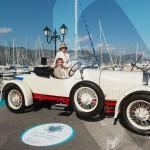 Talbot Darracq V15 de 1920 à Saint-Jean-Cap-Légendes édition 2015 - Concours d'élégance en Automobile - 1920 à 1944