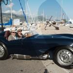 Tojeiro Aston Martin DB3S de 1956 à Saint-Jean-Cap-Légendes édition 2015 - Concours d'élégance en Automobile - 1945 à 1975