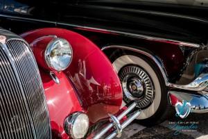 Concours Internationaux et Exposition de voitures de collection avec la Delahaye 135M et la Chrysler Imperial à Saint-Jean-Cap-Légendes édition 2015