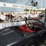 Lauréat en Concours d'état – Catégorie Classique pour la BMW 507 Roadster de 1957 à Saint-Jean-Cap-Légendes édition 2015
