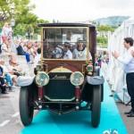 La Mercedes-Benz 28/60 hp de 1911 de John Astor à Saint-Jean-Cap-Légendes édition 2015 - Concours d'état
