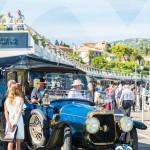 Défilé de la Panhard Levassor X23 de 1913 à Saint-Jean-Cap-Légendes édition 2015 - Concours d'état