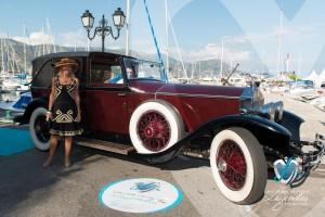 Rolls Royce Phantom I de 1927 à Saint-Jean-Cap-Légendes édition 2015 – Concours d'état