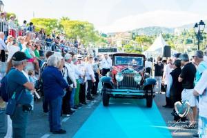 La Rolls Royce Phantom I sortit exceptionnellement de la Collection de SAS Le Prince de Monaco à Saint-Jean-Cap-Légendes édition 2015 – Concours d'état