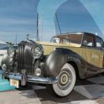 Rolls Royce Silver Wraith à Saint-Jean-Cap-Légendes édition 2015 - Concours Internationaux et Exposition de voitures de collection