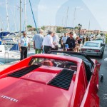 Premier Concours Youngtimers - les jeunes voitures de collection sous le haut patronage de Valy Giron, Président de la FFVE