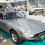 Défilé de la Datsun 240z de 1973 à Saint-Jean-Cap-Légendes édition 2015 - Concours Youngtimers
