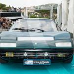 Défilé de la Ferrari 365 GT/4 BB de 1974 à Saint-Jean-Cap-Légendes édition 2015 - Concours Youngtimers