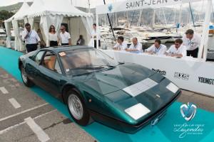 La Ferrari 365 GT/4 BB 1974  - Prix du Concours Youngtimers - Catégorie Grand Tourisme