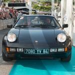 Défilé de la Porsche 928 de 1979 à Saint-Jean-Cap-Légendes édition 2015 - Concours Youngtimers
