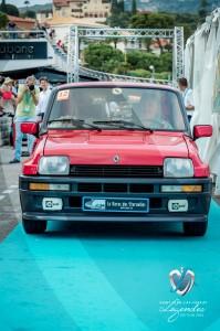 Défilé de la Renault 5 Turbo 2 de 1982 à Saint-Jean-Cap-Légendes édition 2015 - Concours Youngtimers