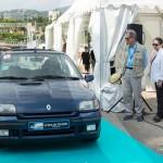 Défilé de la Renault Clio Williams de 1995 à Saint-Jean-Cap-Légendes édition 2015 - Concours Youngtimers