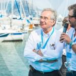 Présentation du 1er Concours Youngtimers avec Matthieu Lamoure d'Artcurial et Valy Giron président de la FFVE à Saint-Jean-Cap-Légendes édition 2015
