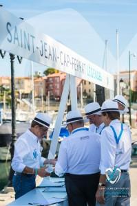 Le Jury du concours d'état en pleine délibération à Saint-Jean-Cap-Légendes édition 2015 – Concours d'état