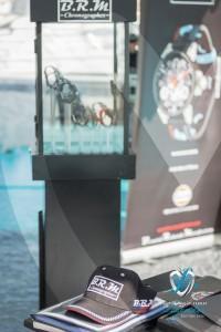 Le partenaire BRM Chronographes, marques de montres luxueuses, uniques et inspirées du monde Automobile à Saint-Jean-Cap-Légendes édition 2015