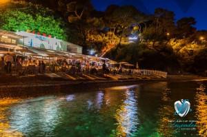 Soirée à la plage de la Paloma à Saint-Jean-Cap-Légendes édition 2015 – Concours & Exposition Automobile