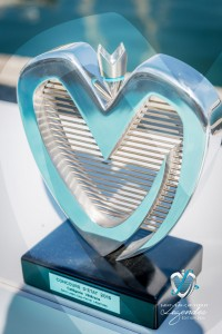Le trophée du Concours d'état – catégorie vétérans de Saint-Jean-Cap-Légendes édition 2015