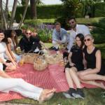 Garden Party à la Villa Ephrussi de Rothschild avec l'équipe de notre partenaire beauté loona - Saint-Jean-Cap-Légendes édition 2015
