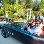L'élégance Automobile à la Villa Ephrussi de Rothschild avec la BMW 507 Roadster, lauréat en Concours d'état – Catégorie Classique