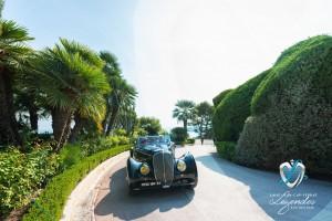 L'élégance Automobile à la Villa Ephrussi de Rothschild avec la Delahaye 135M Pourtout, lauréat en Concours d'élégance – 1920 - 1944