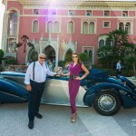 L'élégance Automobile à la Villa Ephrussi de Rothschild avec la Lancia Astura Cabriolet PininFarina, lauréat en Concours d'état – Catégorie Sport