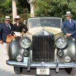 L'élégance Automobile à la Villa Ephrussi de Rothschild avec la Rolls Royce Silver Wraith à Saint-Jean-Cap-Légendes édition 2015