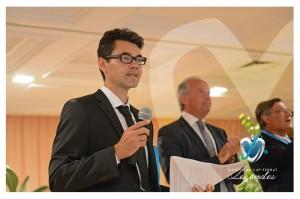 Marc Gallon organisateur de Saint-Jean-Cap-Ferrat Légendes