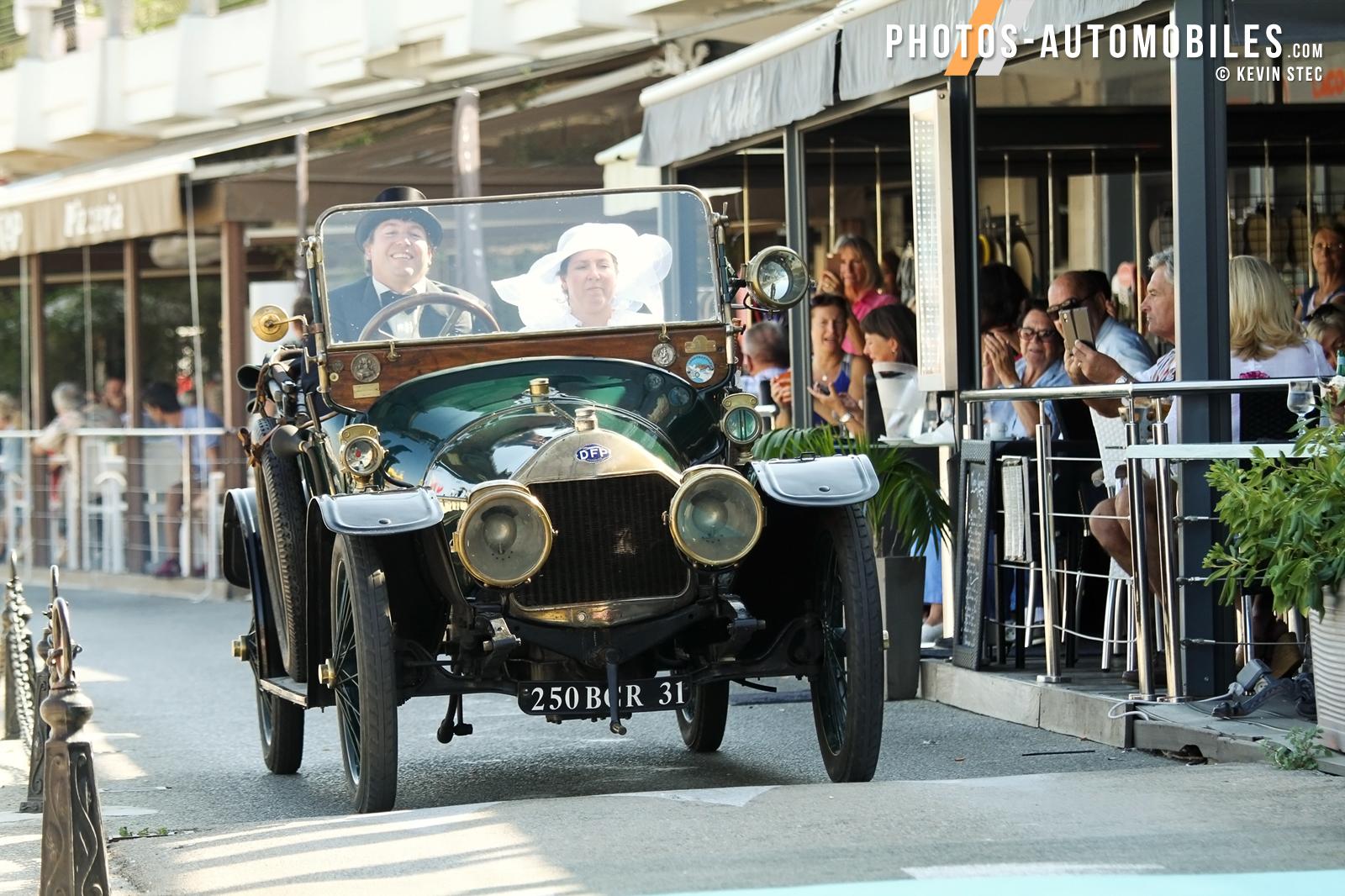 Saint-Jean-Cap-Ferrat Legendes - Concours élégance - DFP