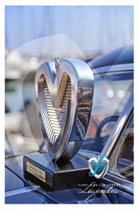 Trophée concours d'élégance automobile