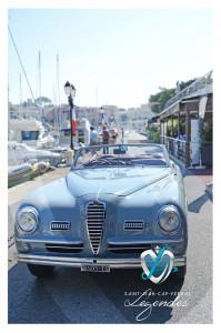 Alpha Romeo 250 pininfarina