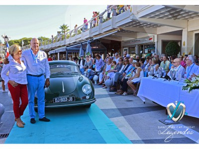 Porsche 356 pré-a