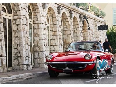 Maserati Mistral Cab