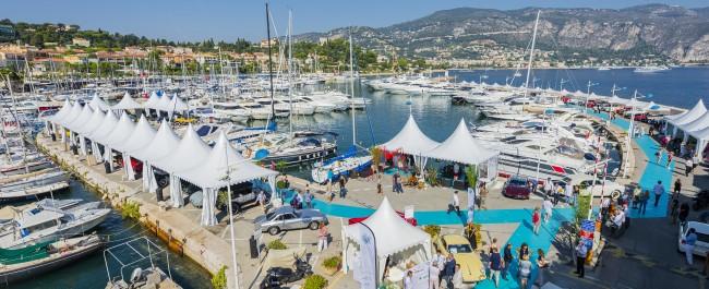 Le port de Saint-Jean-Cap-Ferrat à accueilli le concours d'élégance en automobile Saint-Jean-Cap_ferrat Légendes
