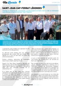 Le Petit Journal de Saint-Jean-Cap-Ferrat : Prestige et élégance de l'automobile