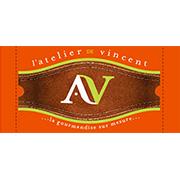 Atelier Vincent logo, partenaire 2014 de Saint-Jean-Cap-Ferrat Légendes Concours d'élégance automobile de la région PACA